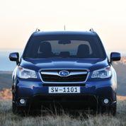 Subaru Forester: une efficacité discrète