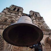 Notre-Dame de Paris accueille ses cloches