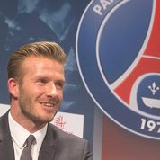 Beckham, un joueur très bien payé