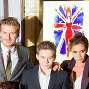Les Beckham : plus qu'un couple