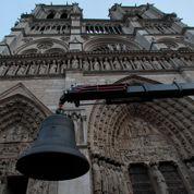 Notre-Dame accueille ses nouvelles cloches