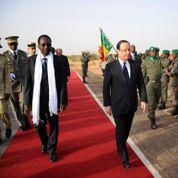 Hollande va prêcher la concorde à Bamako