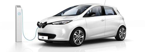 La Renault Zoé interdite de prise électrique ordinaire