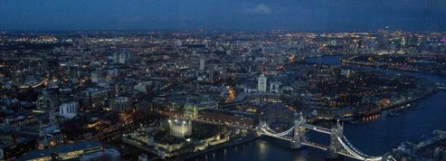 Le plus haut gratte-ciel d'Europe ouvre son belvédère