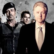Bill Clinton dans The Expendables 3 ?