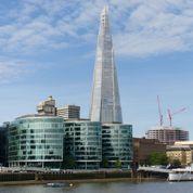 Inflation de gratte-ciel à Londres