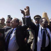 François Hollande, «l'ami intime du Mali»