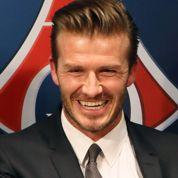 Beckham généreux pour raisons fiscales
