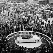 Rétromobile: l'histoire débarque à Paris