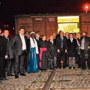 Des imams au Mémorial de la Shoah