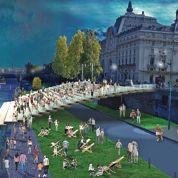 Paris: la fermeture des quais inquiète le Medef
