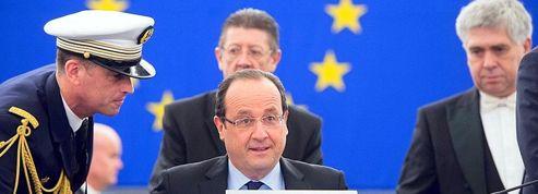 Austérité, euro, eurobonds: Hollande veut tout changer