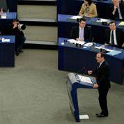 Europe: le cavalier seul d'Hollande