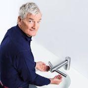 Dyson crée un robinet qui sèche les mains