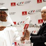 Emirates prend le virage de la Formule 1