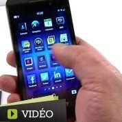 Le BlackBerry Z10 peut se mesurer à l'iPhone