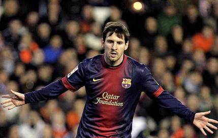 Messi double Zlatan