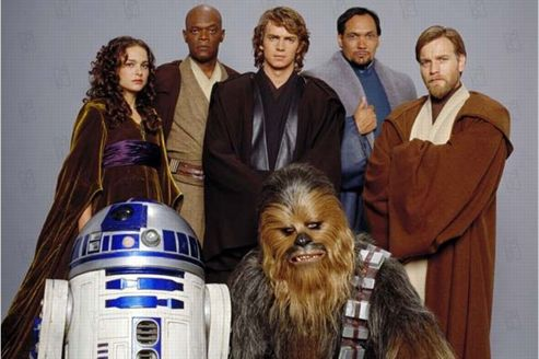 Star wars yoda et les autres auront leurs films - Personnage star wars 7 ...