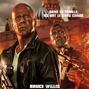 Bruce Willis, supporter du Stade Français