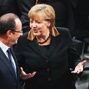 Euro : Berlin recadre Paris avant le sommet