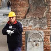 Pompéi, restauration sous l'œil des juges