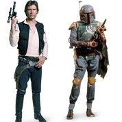 Star Wars : Solo et Fett préférés à Yoda