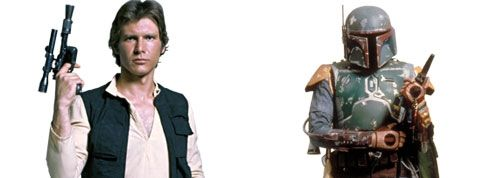 Star Wars : Han Solo et Boba Fett préférés à Yoda