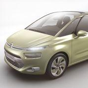 Citroën Technospace: le nouveau C4 Picasso