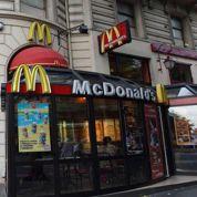 McDonald's lance le burger au camembert