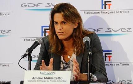 Mauresmo : «Bartoli n'est pas opérationnelle»