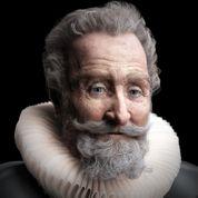 Le visage d'Henri IV reconstitué