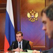 Dmitri Medvedev dans le viseur des poutiniens
