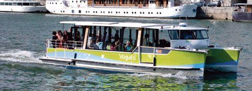 Le projet de «vaporetto» parisien Voguéo fait naufrage