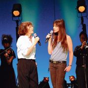 Jane Birkin revisite Gainsbourg en famille