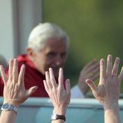 Les Allemands partagés sur «leur» pape
