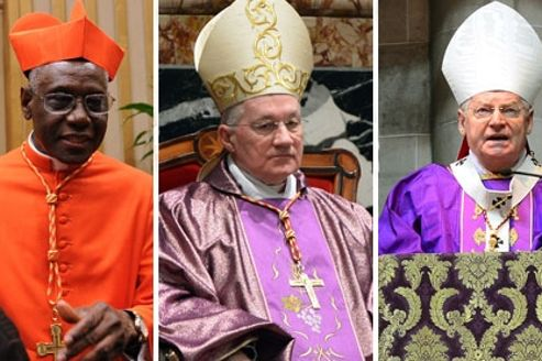 Les successeurs potentiels de Benoît XVI