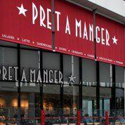Pret A Manger s'installe lentement en France