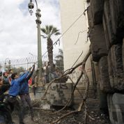 La révolte a bouleversé la géographie du Caire