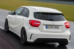 La Mercedes A 45 AMG accueille de nouveaux pa.../pbr /br /pa class=