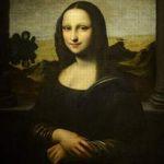 Mona Lisa antérieure, peinte par Léonard de Vinci dix ans avant la célèbre Joconde.