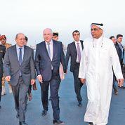 Sahel : la France veut le soutien du Qatar