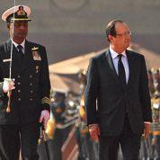 Inde : Hollande vante un partenariat d'exception