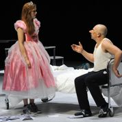 Philippe Torreton, Cyrano au pur présent