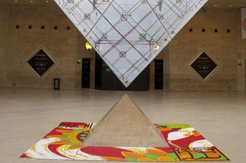 La galerie du Carrousel du Louvre célèbre le Nouvel an chinois.