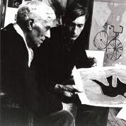 Plein feu sur le graveur de Picasso
