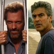 George Clooney et Hugh Laurie chez Disney