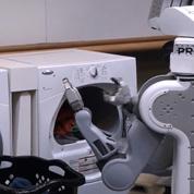 Un robot pour aider les seniors à distance