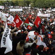 Grande manifestation pro-islamiste à Tunis
