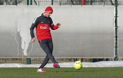 Beckham réservé pour le Clasico