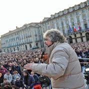 Le «grand coup de balai» de Beppe Grillo